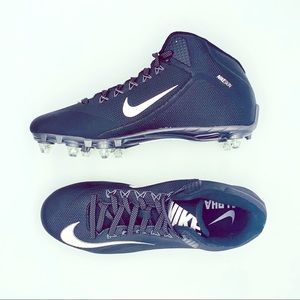 Nike Alpha Pro 2 low football cleats size 11.5